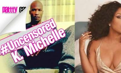 K Michelle And Ochocinco K. Michelle uns...
