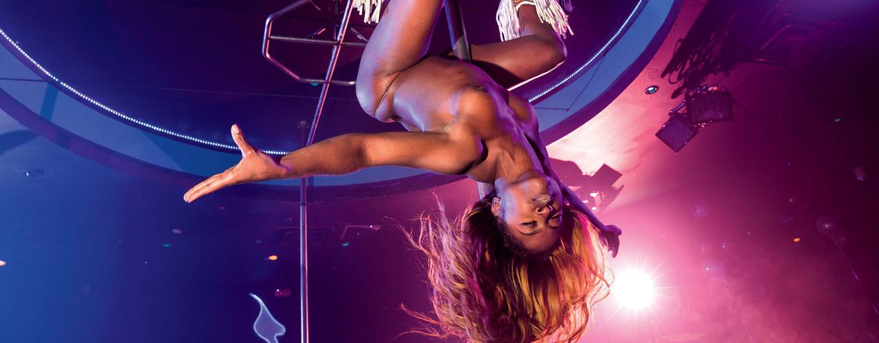 Strip club blue flame lounge atlanta - 2 part 9