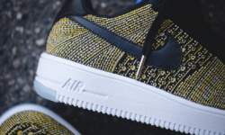 Sneak Peek: Warriors Colorway Nike Air Force 1 Flyknits