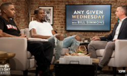 Nas And Kevin Durant Sit Down With Bill Simmons | Rivalries in Hip-Hop and Basketball