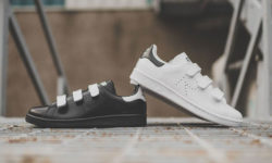"Here At Last | Raf Simons And Adidas Collab For The Stan Smith Strap ""Yin Yang"" Pack"