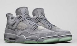 The KAWS x Air Jordan IV Collab Is Dropping Via Lottery On KAWSone.com