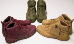 PSNY X Air Jordan 12 Collection Hit Stores On June 28th