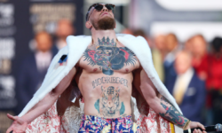 Conor Mcgregor's Addresses His Use Of Racist Slurs: 'I'm Half-Black From The Belly Button Down'