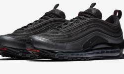 "Sneak Peek | Nike Air Max 97 ""Metallic Hematite"" Release Next Month"