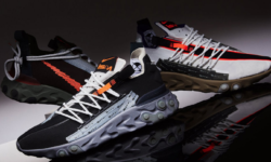Sneak Peek | Nike ISPA Upgrades Too  Water Resistant Uppers In New React Model