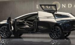 Aston Martin Shows Designs For An Off Road Futuristic All-Terrain SUV